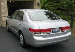 Honda Accord 2004 #7