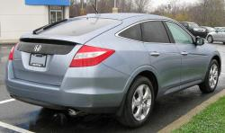 Honda Accord Crosstour EX-L #8