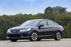 Honda Accord Hybrid 2014 #6