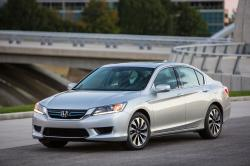 Honda Accord Hybrid 2014 #11