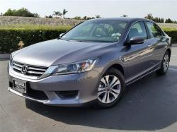 Honda Accord LX PZEV #14