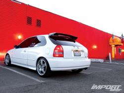Honda Civic 1998 #10
