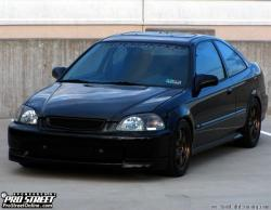 Honda Civic 1998 #6