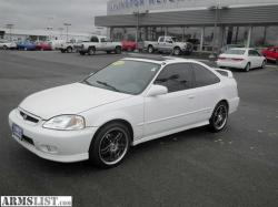 Honda Civic 1999 #6