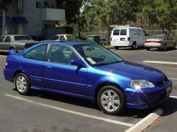 Honda Civic 1999 #7