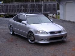Honda Civic 1999 #8