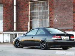 Honda Civic 1999 #9