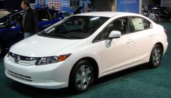 Honda Civic 2012 #10