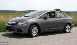 Honda Civic 2012 #8