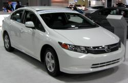 Honda Civic 2012 #9