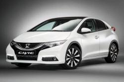 Honda Civic 2014 #8