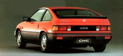 Honda Civic CRX #7