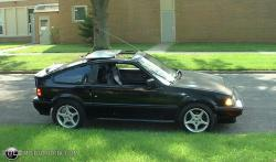 Honda Civic CRX #8