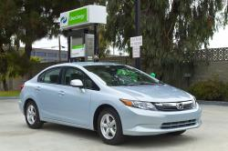 Honda Civic Natural Gas #49