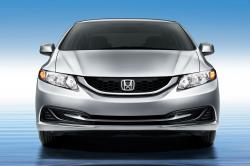 Honda Civic Natural Gas w/Leather and Navigation #40