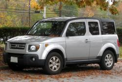 Honda Element EX #16