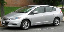 Honda Insight EX #17