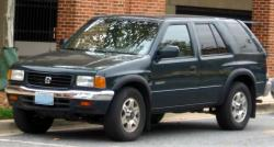 Honda Passport 2000 #7
