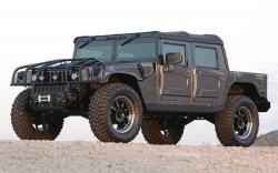 HUMMER H1 Alpha Open Top #12