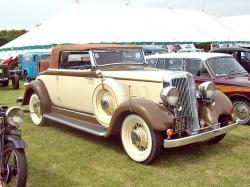 Hupmobile Series 417-W 1934 #14