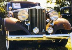 Hupmobile Series 417-W 1934 #6