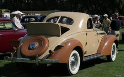 Hupmobile Series 822-E 1938 #6