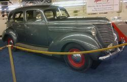 Hupmobile Series 822-E 1938 #11