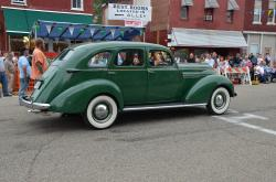 Hupmobile Series 822-E 1938 #12