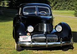 1938 Hupmobile Series 822-ES