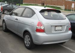 Hyundai Accent GS #20