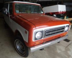 1977 International Pickup