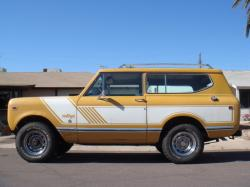 International Scout 1978 #6