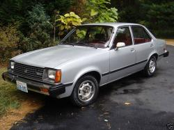 Isuzu I-Mark 1987 #11