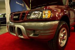 Isuzu Rodeo 2002 #12