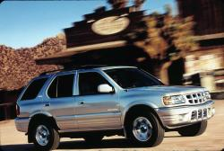 Isuzu Rodeo 2002 #6
