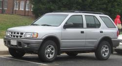 Isuzu Rodeo 2002 #8
