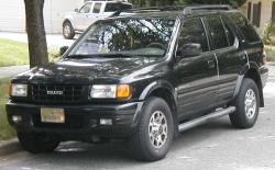 Isuzu Rodeo #8