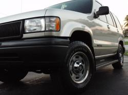 Isuzu Trooper 1994 #9