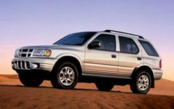 Isuzu Trooper 2000 #13