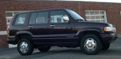 Isuzu Trooper Luxury #17