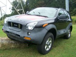 Isuzu VehiCROSS Base #13