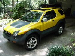 Isuzu VehiCROSS Base #14