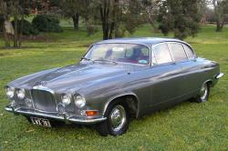 Jaguar Mark X 1964 #7