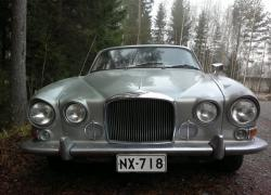 Jaguar Mark X 1964 #8