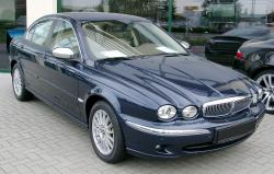 Jaguar X-Type #9
