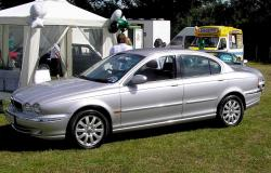 Jaguar X-Type #17