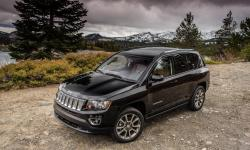 jeep 2014 Compass feeling better on rough terrain #10