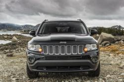 jeep 2014 Compass feeling better on rough terrain #11