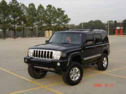 Jeep Commander #8