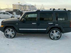 Jeep Commander Sport #16